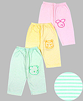 Baby Hug - Striped Casual Bottoms