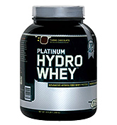 Optimum Nutritions Platinum Hydro Whey - Chocolate