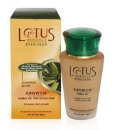 Lotus GrowOil - Herbal Oil for Falling Hair