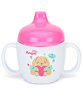 Buy Stony Angel Drinking Cup Doll Print Pink 200 ml
