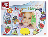 Toy Kraft - Finger Painting