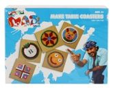 Toy Kraft - Pogo Mad - Make Table Coaste... 6 Years+, Coffee table craft