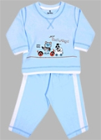 Child World - Full Sleeves T-Shirt Suit