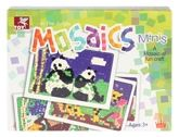 Toy Kraft - In The Jungle Mosaics Minis 3 Years+, A Mosaic - al Fun Craft