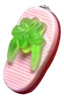 Buy Soapopera Small Slipper Soaps - Pack of 2