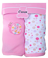 Owen Thermal Blanket - 2 Piece Set