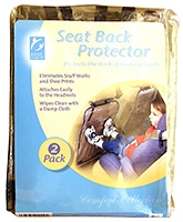 Owen Car Seat Protector - Pack Of 2