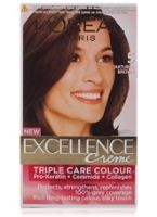 L'oreal Paris Excellence Creme With Pro-Keratin - 5 Natural Brown