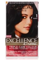 L'oreal Paris Excellence Creme With Pro - Keratin - 1 Natural Black