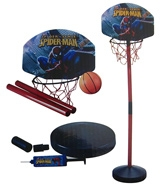 Basket Ball Board - Spiderman