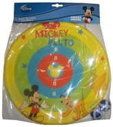 Dartboard With 2 Soft Balls 3 Years +, Size 33 Cm