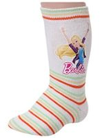 Barbie - Socks with stripes