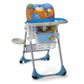 Chicco - High Chair (Safari)