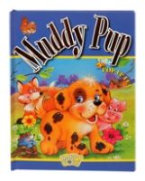 Happy Pops - Muddy Pup Pop-Up Fun Book