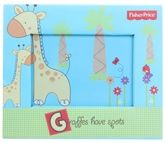 Fisher Price - Paper Padded Photo Frame