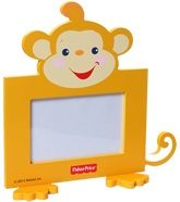 Fisher Price Wooden Photo Frame - Monkey