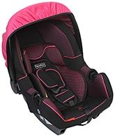 Fisher Price - Convertible Deluxe Car Seat With Pink Dots