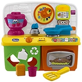 Chicco Bilingual ABC Talking Kitchen - 12 Months +