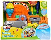 Chicco - Bilingual ABC Talking Carpenter