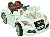 Sports Car B 28 White Lovely Ride On For Your Little One