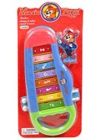 Fab N Funky 8 Scale Musical Toy - Blue