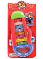 Fab N Funky 8 Scale Musical Toy - Red