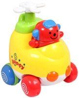 Fab N Funky Healthy Baby Funny Toy - Red