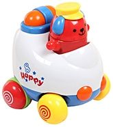Fab N Funky Happy Baby Toy - Red