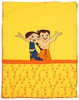 Vividha - Chhota Bheem Dolphin Infant Quilt