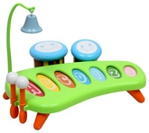 Fab N Funky - Green Xylophone