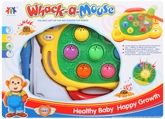 Fab N Funky Whack a Mouse - Yellow
