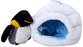 Wild Republic - Plush Igloo With Penguin