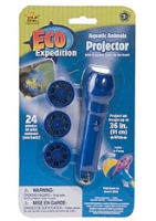 Wild Republic - Aquatic Animals Projector Torch