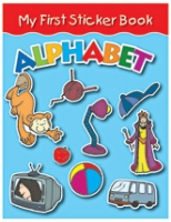 Buy Pegasus - My First Sticker Book Alphabet
