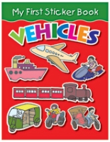 Buy Pegasus My First Sticker Book Vehicles
