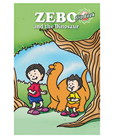 Buy Pegasus - Zebo and the Dinosaurs