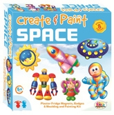 Ekta - Create &amp; Paint Space Activity Game