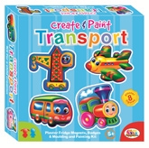 Ekta - Create & Paint Transport Fun Game