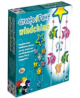 Ekta - Create &amp; Paint Windchime Game
