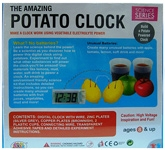 Ekta Potato Clock