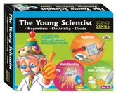 Ekta The Young Scientist Do It Yourself Kit - Magnetism Electricity Clouds
