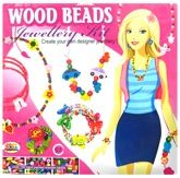 Ekta Wood Beads Jewellery Kit