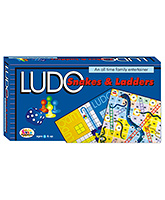 Ekta Toys - Ludo Game For Juniors