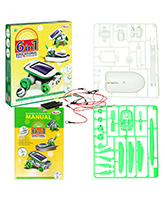 Annie 6 in 1 Educational Hybrid Solar Energy Kit