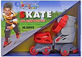 Fab N Funky - Adjustable Skate Set