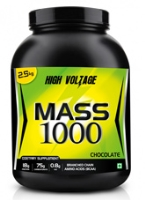 High Voltage Mass 1000 Chocolate Flavour