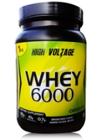 High Voltage Whey 6000 Chocolate Flavour
