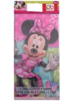 Minnie Mouse - Table Cover Printed