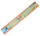 Buy Winnie The Pooh - Birthday Banner