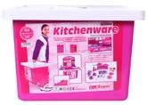Fab N Funky - Pretend Play Kitchen Set